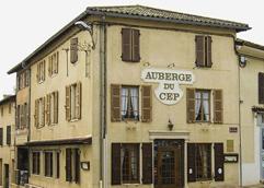Domaine Aufranc - Auberge du Cep