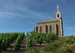 Domaine Aufranc - Chapelle de la Madone