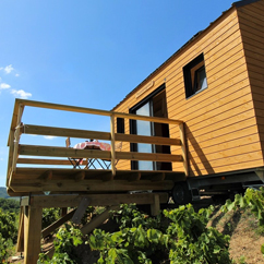 Domaine Aufranc - Le Tiny House - Photo 5