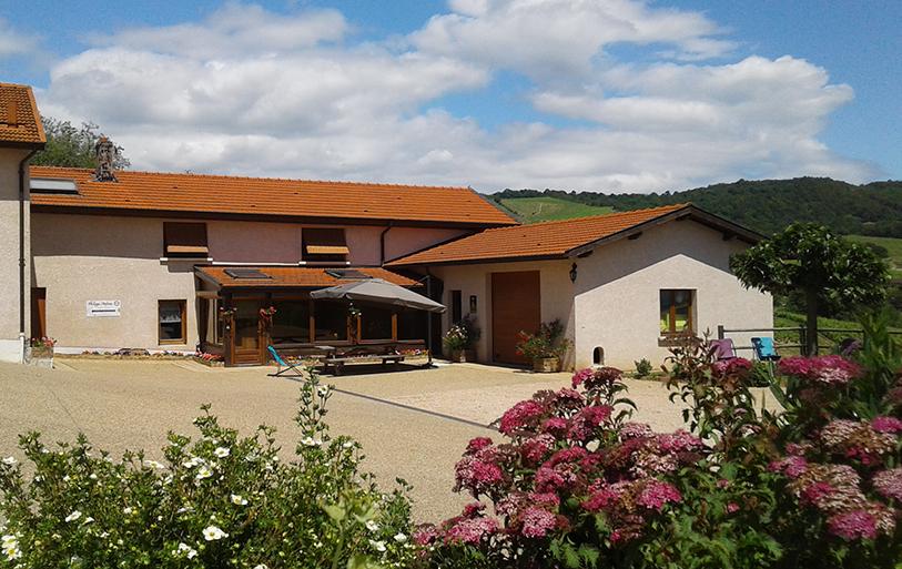 Domaine Aufranc - Gîte du Chais